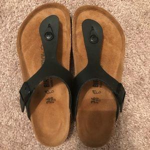 Like New Birkenstock Gizeh Sandals